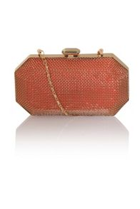 Little Mistress Cage clutch