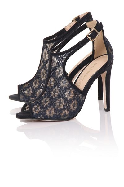 Little Mistress Lace shoes