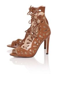 Little Mistress Ghillie heels