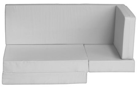 Flexa WHITE high mattress for sleeping module