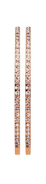 Dyrberg Kern Quinn Rose Gold Earrings