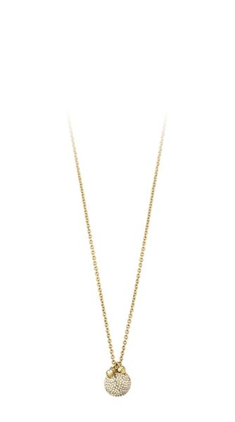 Dyrberg Kern Riania Metal Necklace