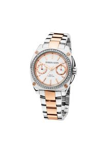 Dyrberg Kern Satinelle rose gold plated watch