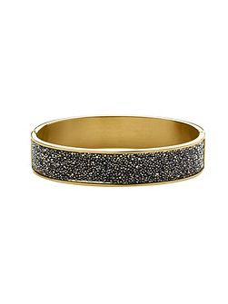 Shine shiny gold grey bracelet