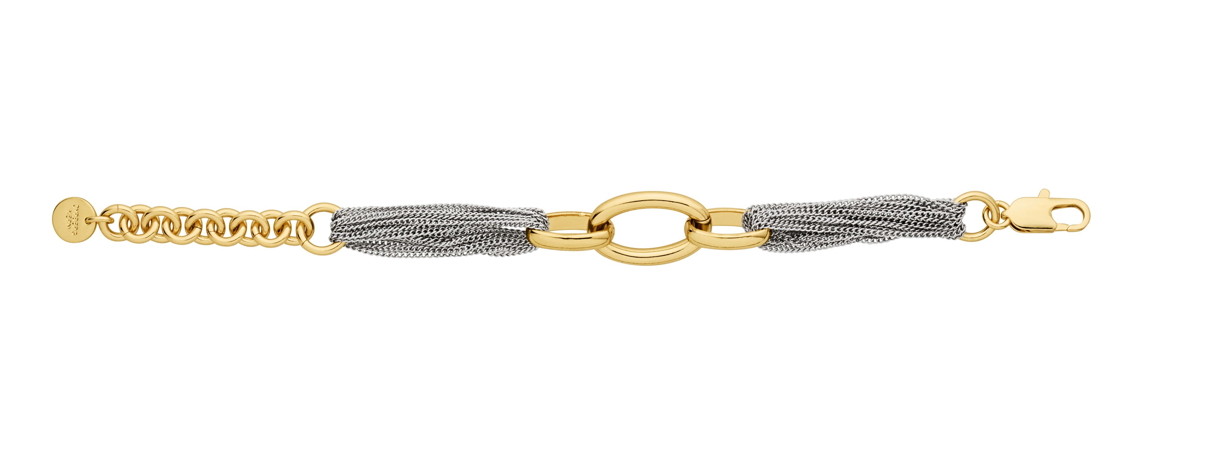 Bonable/b shiny gold bracelet
