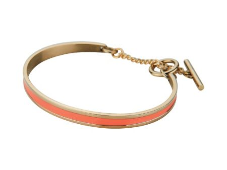 Dyrberg Kern Moma C-Bangle Metal Bracelet