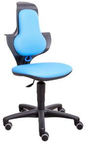 Office chair with height adjustable