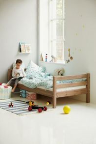 Flexa CLASSIC Single bed. Pine
