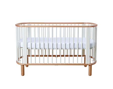 Flexa Nursery Solid Beech Cot - 5 Beds in 1