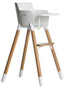 Flexa Nursery High Chair Table