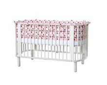 Flexa Nursery Cotton Cot Bumper