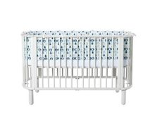 Flexa NURSERY Cot Bumper, cotton, washable