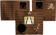 Flexa Pirate play curtains. Set of 3