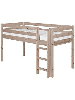 Classic Terra Mid-High Single Bed