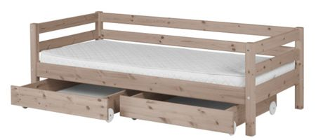 Flexa CLASSIC bed with drawers