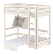 Flexa Classic Casa High Bed with Ladder and Desk