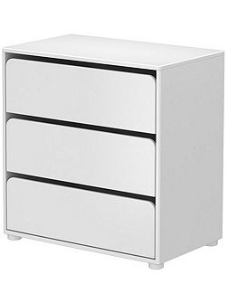 CABBY 3 drawer chest