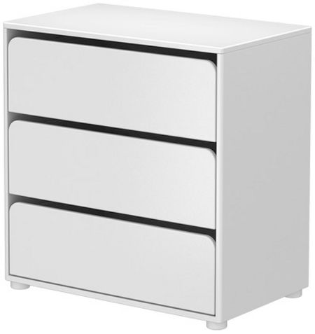Flexa CABBY 3 drawer chest
