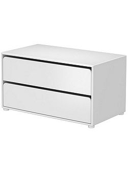 CABBY 2 drawer chest