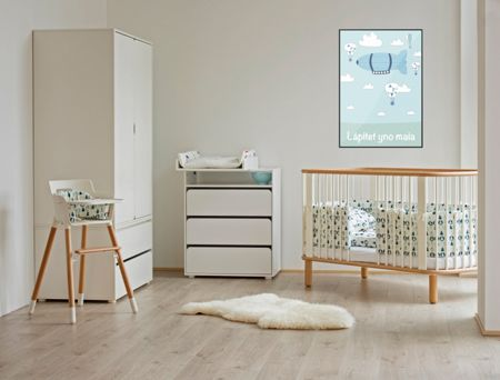 Flexa Changing table with 1 shelf