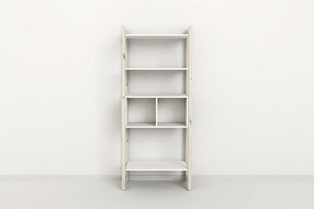 Flexa Shelfie Maxi A Whitewash Bookcase