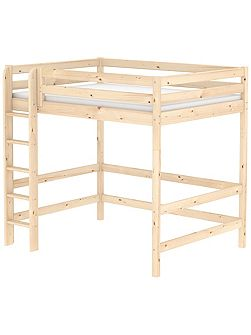 Classic Pine High Double Bed
