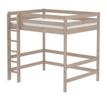 Flexa CLASSIC double high bed. Terra