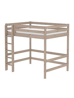 CLASSIC double high bed. Terra