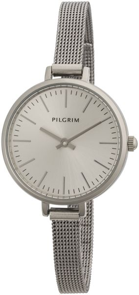 Pilgrim Silver plated, watch