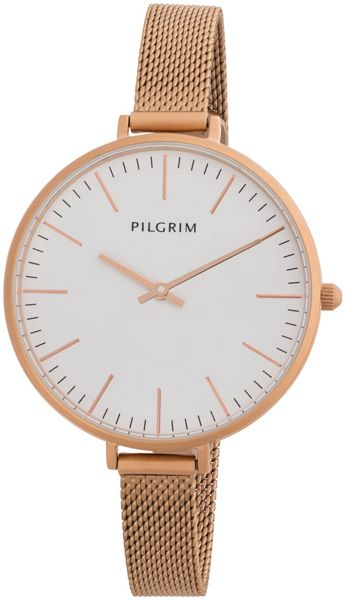 Pilgrim Rose gold plated watch