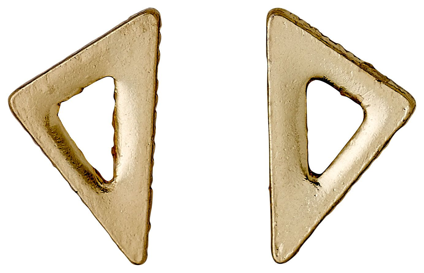 pilgrim gold plated earrings