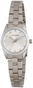 Pilgrim Silver plated watch
