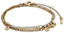 Pilgrim Charming gold plated bracelet