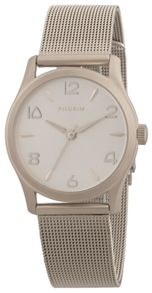 Pilgrim Elegant silver plated must-have watch