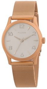 Pilgrim Beautiful rose gold watch