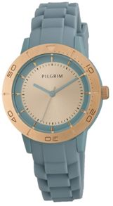 Pilgrim Gorgeous gold plated watch