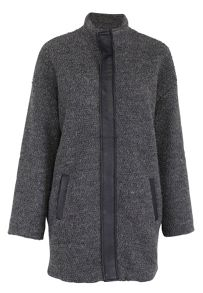 Giselle wool coat