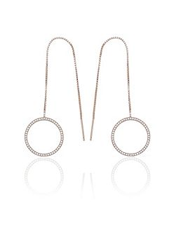 Biella long earrings