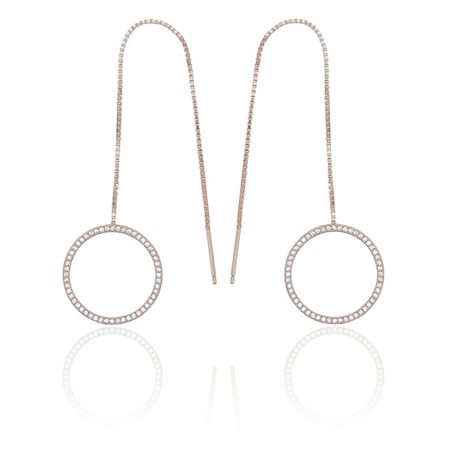 Sif Jakobs Biella long earrings