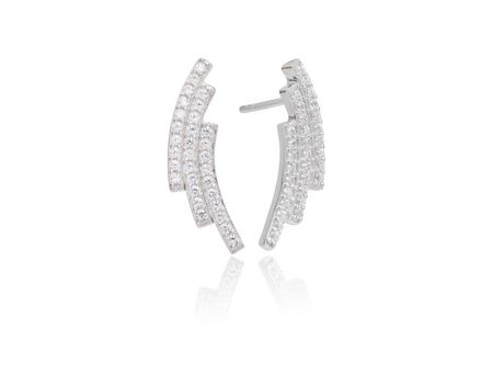 Sif Jakobs Fucino tre earrings