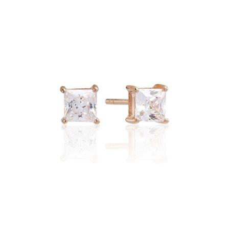 Sif Jakobs Princess square earrings