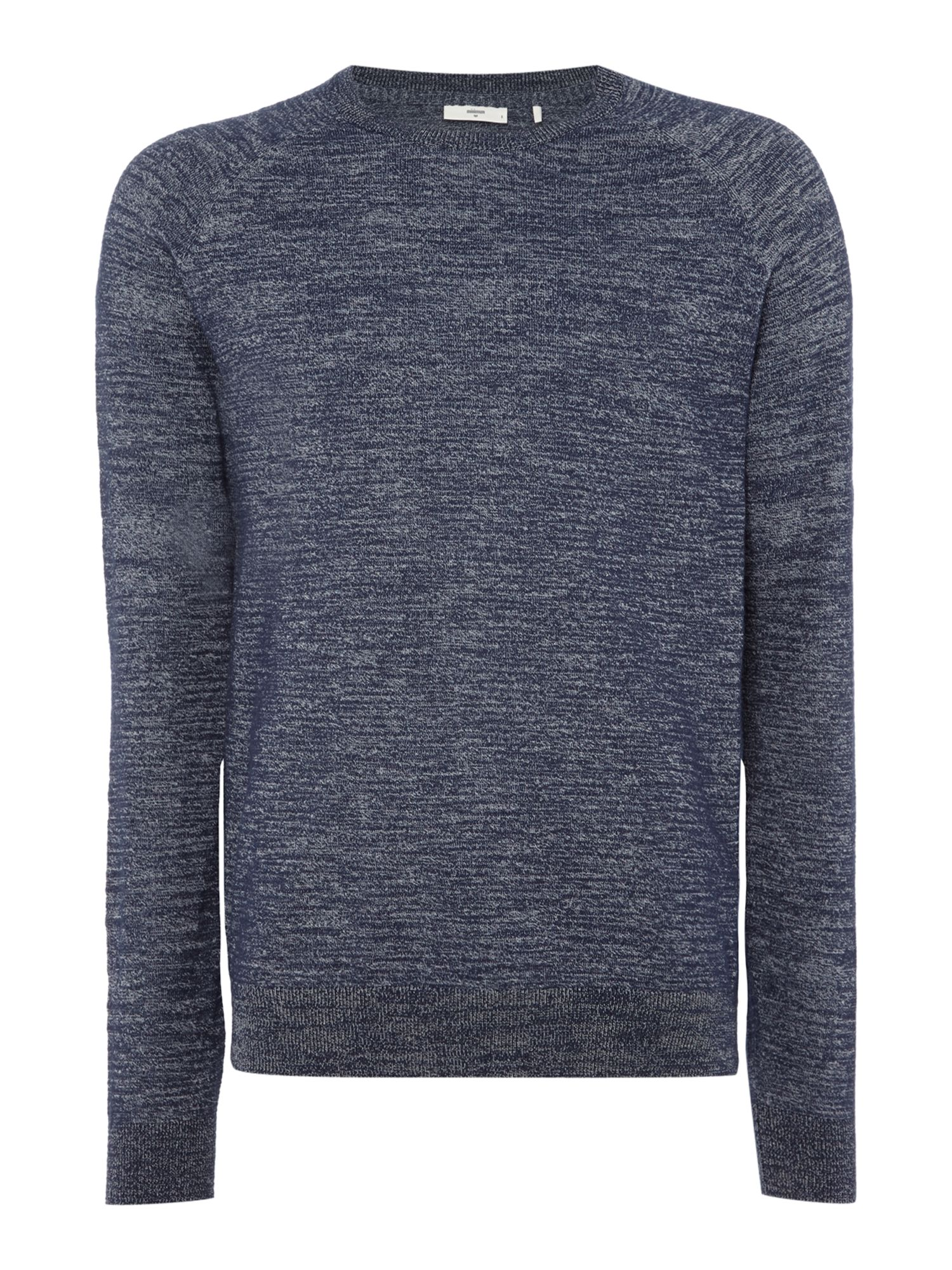 Men's Minimum Obam Pullover, Blue