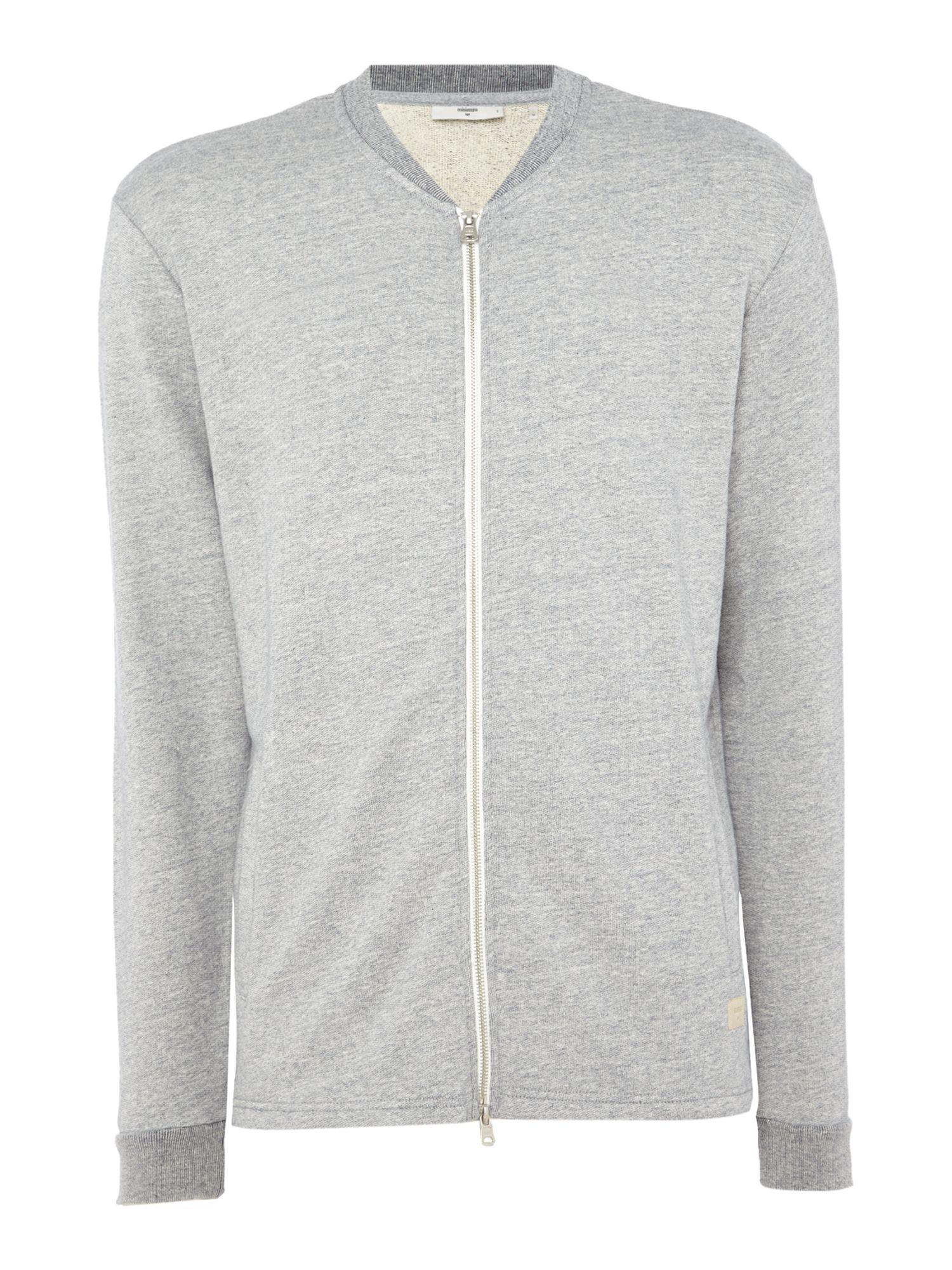 Men's Minimum Grenola Sweatshirt, Denim Faded