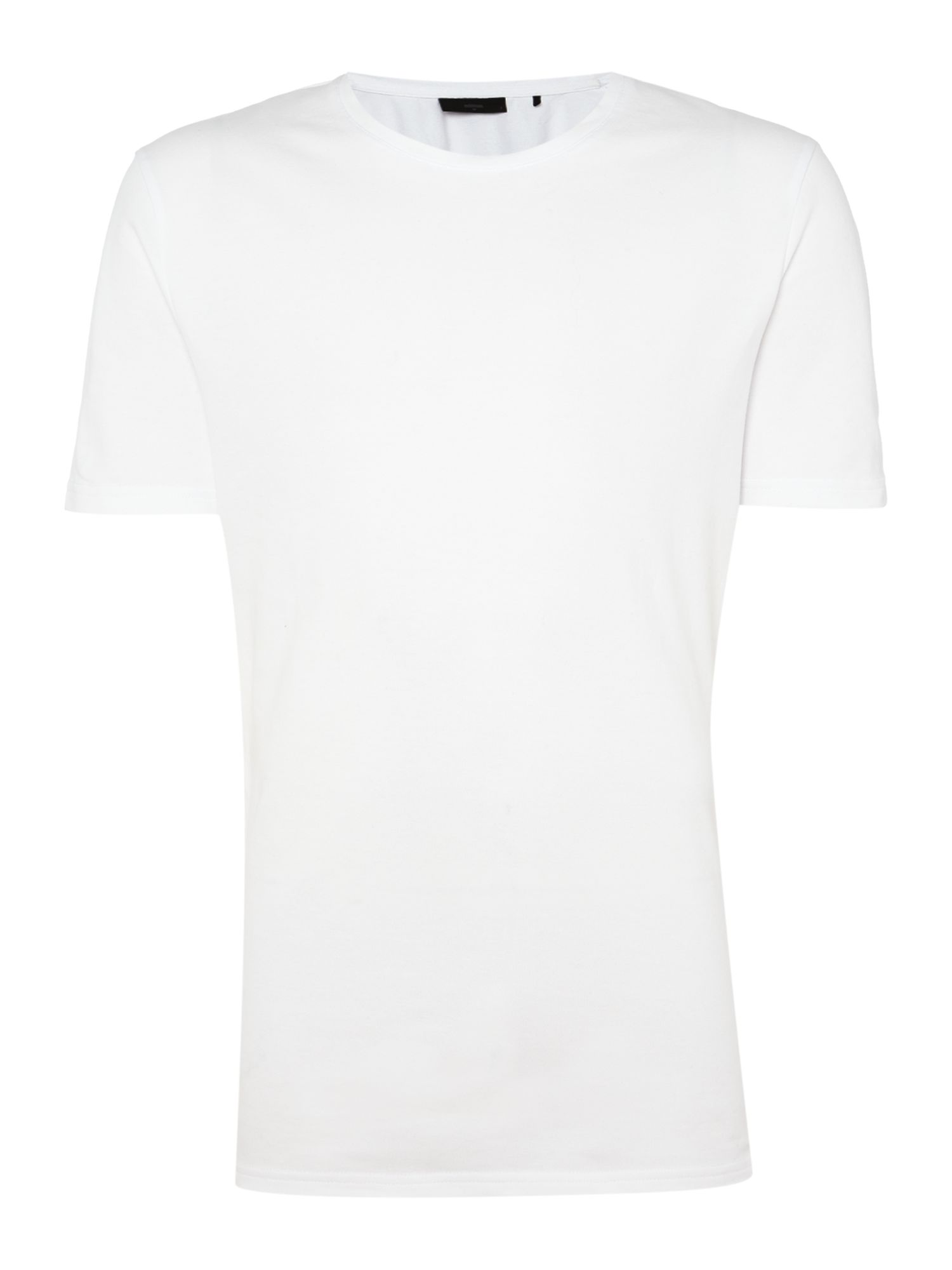 Men's Minimum Shirt Sleeve Crew Neck T-Shirt, White