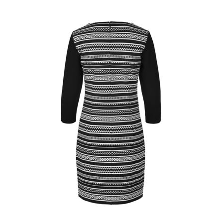 Part Two Aztec printed bodycon dress.