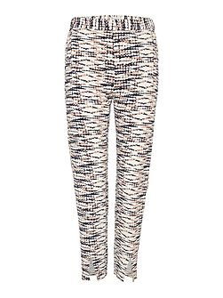 Light fabric Elegant Relaxed pants