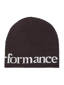 Peak performance hat