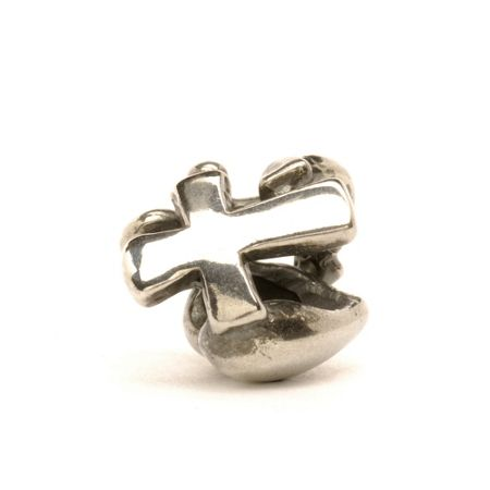 Trollbeads Faith, Hope & Charity charm