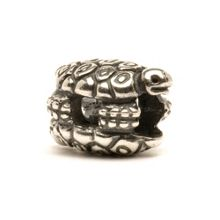 Turtles silver charm bead