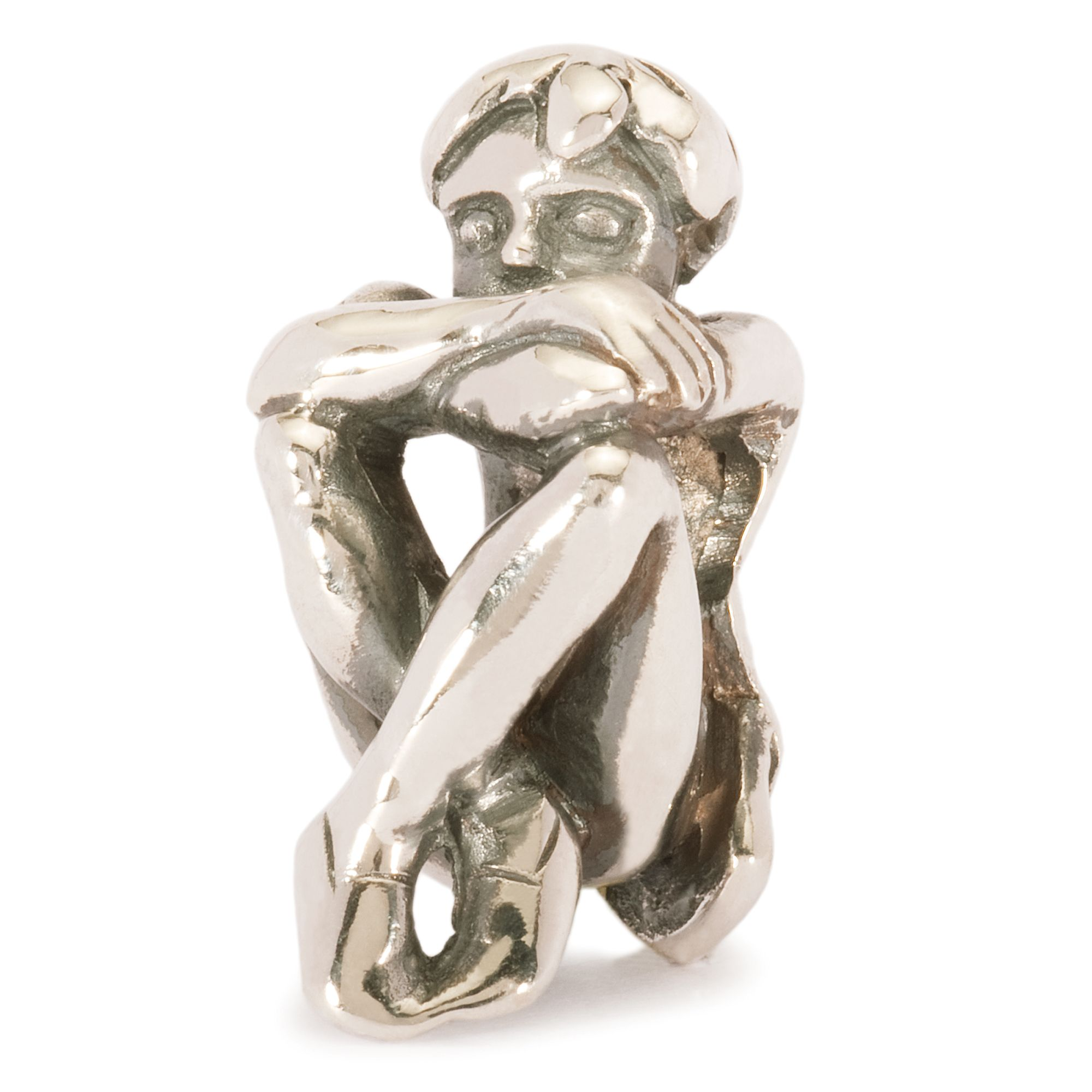 Spirit of Freedom silver charm bead